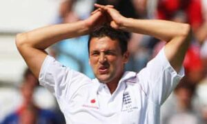 an English former first-class cricketer, who played all formats of the game.