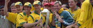 The second semi-final of the 1999 Cricket World Cup was a One Day International match
