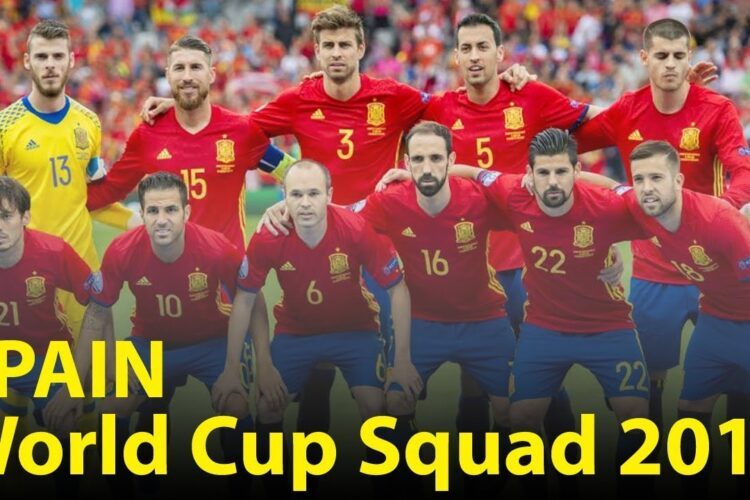 Spain football team, represents Spain in international men's football competitions since 1920.