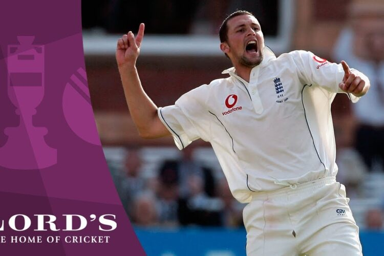 Stephen Harmison, an English former first-class cricketer, who played all formats of the game.