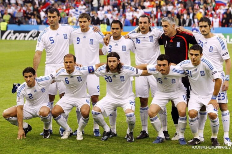 The Greek National Football Team, represents Greece in men's international football and is controlled by the Hellenic Football Federation,