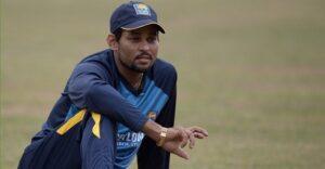Tilakaratne Dilshan, former Sri Lankan cricketer and former captain of the Sri Lanka national cricket team.