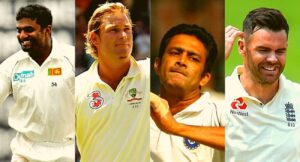 The first player to record a five-wicket haul in a Test innings was Australian Billy