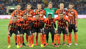 The top ten players of Shakhtar Donetsk FC are to be given credit for the outstanding form the club