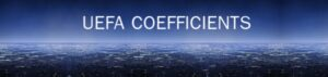 the UEFA coefficients are statistics used for ranking and seeding teams in club and international competitions.