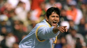 a former Indian cricketer, who played Tests and ODIs. He made his debut in 1994.