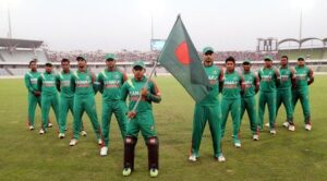 The Cricket World Cup is the international championship of One Day International cricket.