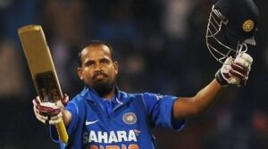 Yusuf Pathan, He was a right-handed batsman and a right-arm offbreak bowler.