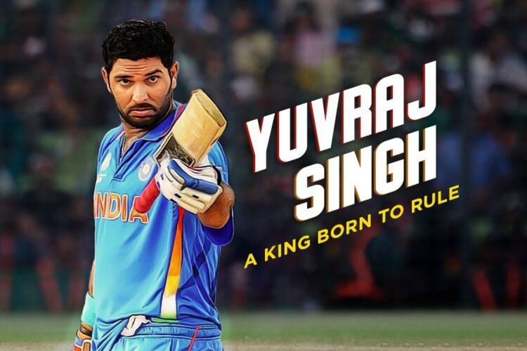 Yuvraj Singh, a former Indian international cricketer who played in all formats of the game.