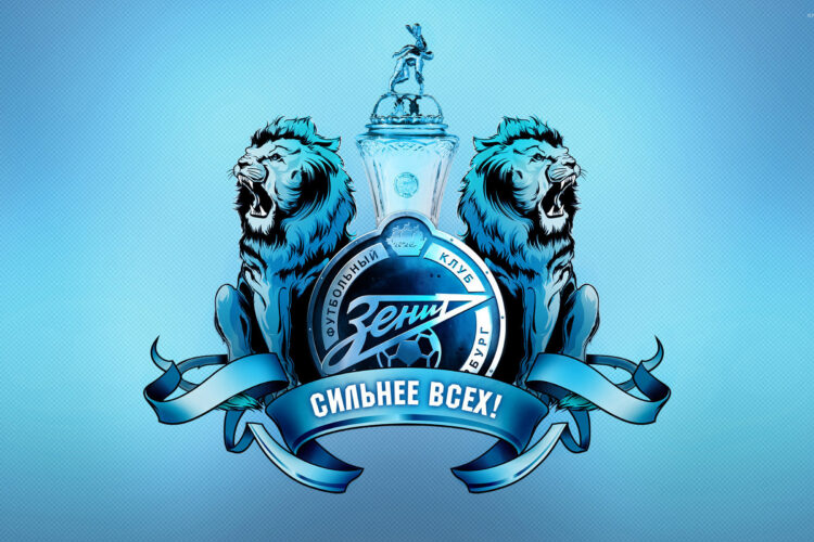 Zenit St. Petersburg football club, a Russian professional football club based in the city of Saint Petersburg.