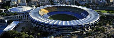 an association football stadium in Rio de Janeiro, Brazil. The stadium is part of a complex that includes an arena
