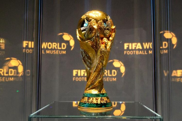 The World Cup 1, an international association football competition contested by the senior men's national teams