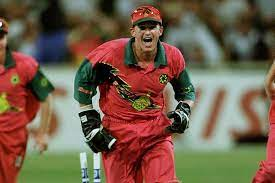 Andy Flower, a cricketer, he captained the Zimbabwe national cricket team.