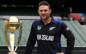 Brendan McCullum, cricket coach, commentator and former cricketer, who played all formats, and also a former captain in all forms