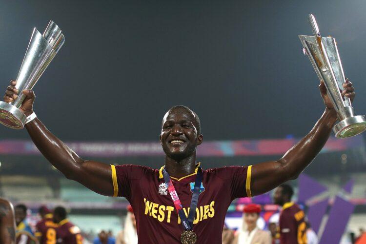 Darren Sammy, played international cricket for the West Indies.