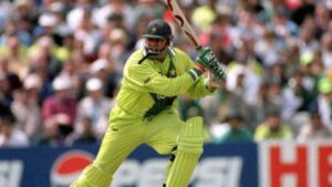 Inzamam-ul-Haq, a Pakistani professional cricket coach and former Pakistan cricketer.