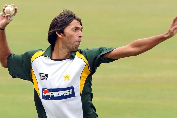 Mohammad Asif, played for the Pakistani national cricket team between 2005 and 2010.