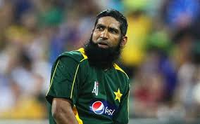 Mohammad Yusuf, a Pakistani cricket coach and former cricketer and captain, who played all three formats.