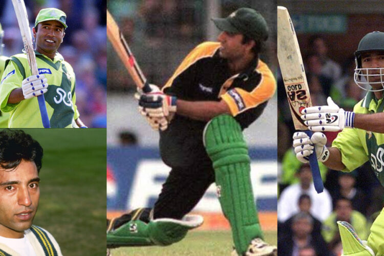 Saeed Anwar, An opening batsman and occasional slow left arm orthodox bowler,