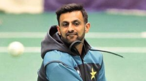 Shoaib Malik, plays for the Pakistan national cricket team and Peshawar Zalmi in the Pakistan Super League.