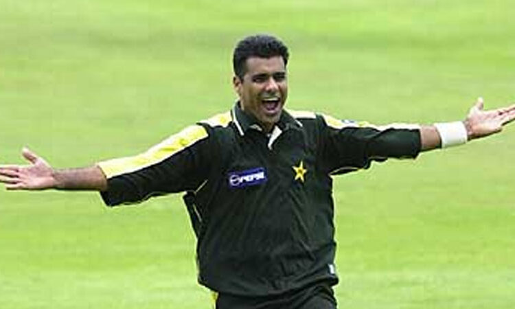 Waqar Younis, a Pakistani cricket coach, commentator and former cricketer who captained Pakistan national cricket team.